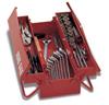 Наборы инструмента в ящиках